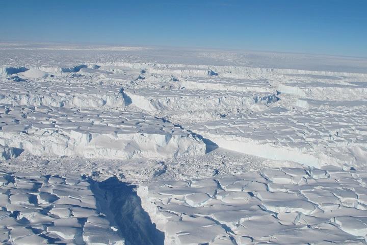 Thwaites Glacier, Antarctic